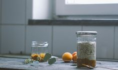 CHIA PUDDING & ROASTED APRICOT SAUCE  'Morning time...a healthy ritual to start the day.'