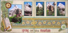 Plays Well With Paper: Spring on the Mountain