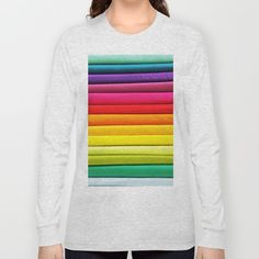 The long sleeve version of our best selling T-shirt.