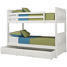 35 Best Bunk Beds With Trundle Images Bunk Bed With Trundle Bunk