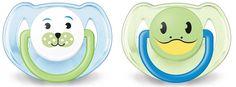 Avent Classic Ορθοδοντική Πιπίλα Σιλικόνης με Ζωάκια 6-18 Μηνών 2 τεμάχια  SCF182/24. Μάθετε περισσότερα ΕΔΩ: https://www.pharm24.gr/index.php?main_page=product_info&products_id=12093