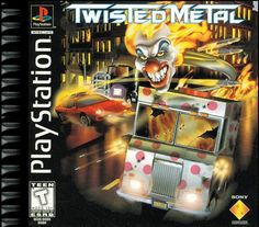 Twisted Metal « Game Searches