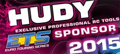HUDY is proud to announce to continue the partnership with the ETS organizers. HUDY will continue to be the associate sponsor at the European Touring Series (ETS) also in the season 2014-2015. HUDY products will be used by the technical inspection at the ETS series to guarantee the equal measurements and maximum precision of all technical inspections. HUDY products will be available in the HUDY Service Center for sale as well. #RCcar