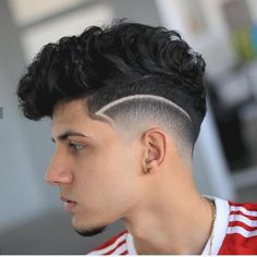 Timeless 50 Haircuts For Men Trends) Quiff Hairstyles, Cool Hairstyles For Men, Cool Haircuts, Haircuts For Men, Creative Hairstyles, Hair And Beard Styles, Curly Hair Styles, Hair Designs For Men, Gents Hair Style