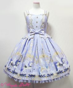 Angelic Pretty Crystal Dream Carnival JSK in Lavender « Lace Market: Lolita Fashion Sales and Auctions