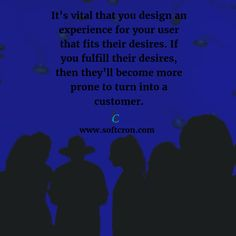 If you need your site to get results for you, meaning, the fact that those who land on it convert from website visitors into customers, then you've to provide them what they really want. You should take a look at website from the viewpoint of your customer, rather than from your very own perspective which is actually, really challenging for businesses.