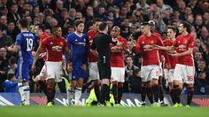 Man Utd fined after feisty Chelsea cup clashSee full details