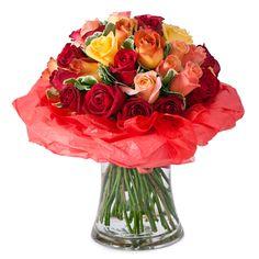 זר יום הולדת Watermelon, Vase, Table Decorations, Fruit, Flowers, Furniture, Home Decor, Decoration Home, Room Decor