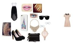 """:)"" by hugyarova-barborka on Polyvore featuring art"