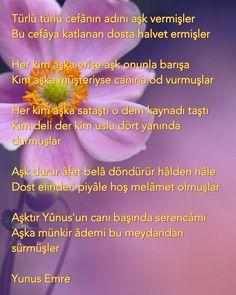 #tasavvuf #yunus emre