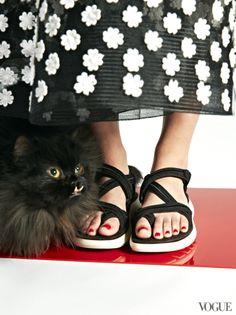Marc Jacobs sport sandals