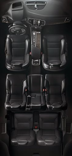 Volvo XC90 interior. Baby three = new vroom vroom to fit everyone