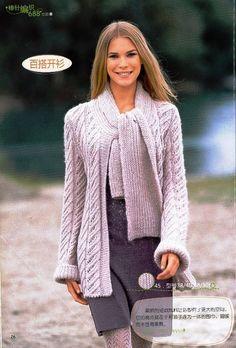 Knitting Lady 688 №4 2009