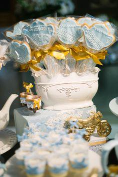 Festa da Realeza   Azul   Festa de Príncipe
