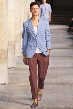 Hermès Spring 2014 Men's Collection