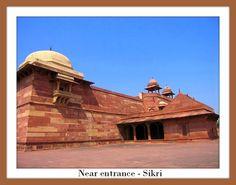 Fathepur Sikri, India