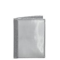 RFID Blocking Stewart/Stand Slim Stainless Steel Billfold Wallet