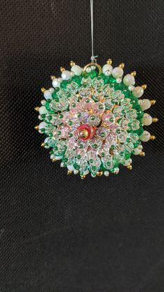 Christmas Balls, Crochet Earrings, Diy, Jewelry, Christmas Baubles, Jewlery, Bricolage, Jewerly, Schmuck