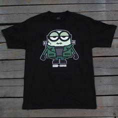 BAIT x Minion Monsters Men FrankenBob Tee (black)