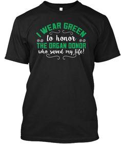 I WEAR GREEN - LIMITED EDITION
