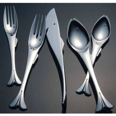 Uber awesome cutlery and I WANT.