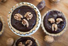 Op zoek naar een lekker en verantwoord recept voor chocolade walnoot dadeltaart? Dít is hét ultieme recept wat je vandaag nog kunt maken!