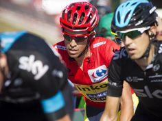 Vuelta a Espana stage 18 Contador shadowed Team Sky as Mikel Nieve kept Froome safe