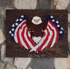 Amazing Home Sewing Crafts Ideas. Incredible Home Sewing Crafts Ideas. String Wall Art, Nail String Art, Disney String Art, String Art Templates, String Art Patterns, Doily Patterns, Dress Patterns, Fourth Of July Crafts For Kids, Man Cave Wall Art