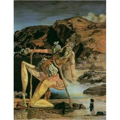 El espectro del sex-appeal (Dalí)