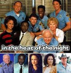 In the heat of the night. (Everybody I knew that watched this show, including me had a thang for BUBBA)..,lol.