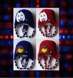 undertale merchandise temmie or napstablook ghost hats in all sizes
