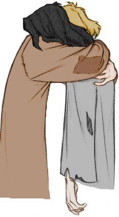 Lupin_and_Sirius___Embrace.jpg (308×560)