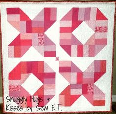 Snuggly Hugs and Kisses Quilt « Moda Bake Shop