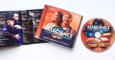 Your first look at the Allegiance Original Broadway Cast...   Your first look at the Allegiance Original Broadway Cast Recording!  Grab it at the Longacre tomorrow or get it on Amazon 1/29! Allegiant, Star Trek, Musicals, Broadway, It Cast, Neon, How To Get, Bright, The Originals