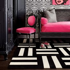rug and color