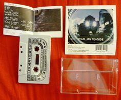 Musikkassetten : PEARL JAM * NO CODE * music cassette * Musikkasset...