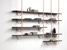 Search all products, brands and retailers of Furniture: discover prices, catalogues and new features Metal Bookcase, Wall Bookshelves, Den Decor, Home Decor, Metal Design, Office Furniture Design, Floating, Wooden Shelves, Architecture