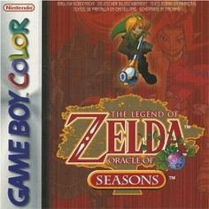 The Legend of Zelda: Oracle of Seasons (Video Game)  http://flavoredbutterrecipes.com/amazonimage.php?p=B00005ATSM  B00005ATSM
