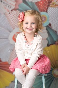 What to wear for child photography.