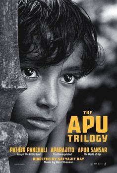 THE CINETARIUM: Satyajit Ray's APU TRILOGY