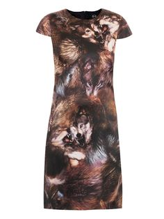 McQueen Wolf dress. Can anyone lend me $604?