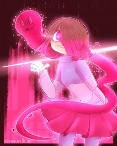 [ GLITCHTALE ]  BETTY by Im-MaryDUDE