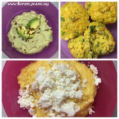 Ce mănâncă un bebeluş de zece luni - meniu pentru o săptămână - Super-Mami.Ro Quinoa, Broccoli, Sushi, Eggs, Breakfast, Food, Morning Coffee, Essen, Egg