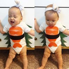 30 Babies on Instagram Who Have a Better Costume Than You via Brit + Co