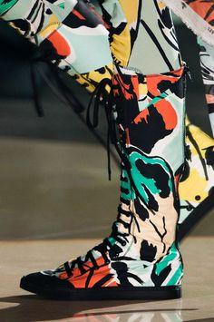 Vivienne Westwood Spring 2014 - Details