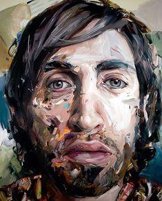 pintura retratos - Buscar con Google