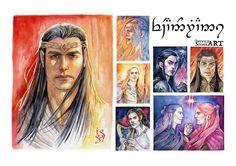 http://ingvildschageart.deviantart.com/art/Feanorians-Wallpaper-638186496
