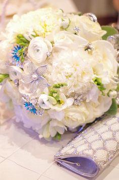 Brooch Bouquet- 2016 Wedding