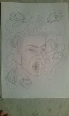 Medusa mother fucker!