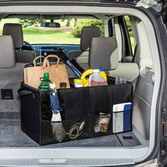 Organisateur de coffre de voiture - ON RANGE TOUT Trunk Organization, Jewelry Organization, Couponing For Beginners, Coupon Queen, Hanging Jewelry Organizer, Extreme Couponing, Shopping Hacks, Great Deals, Coupons